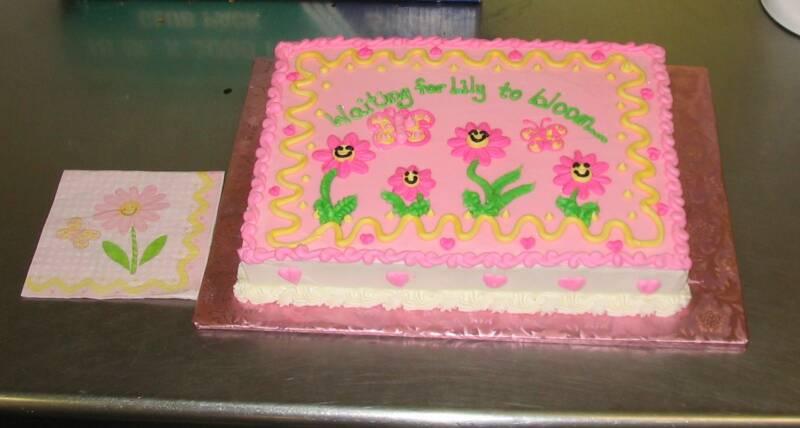 Medium Sheet Cake: Sheet Cake Spring At Alzheimers-prions.com